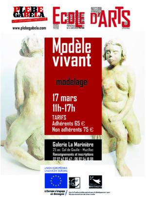 Modèle Sculpture 17 03
