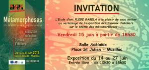 Invitation Meta18